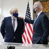 With An Eye To History, Biden And Johnson Try To Rekindle The 'Special Relationship'