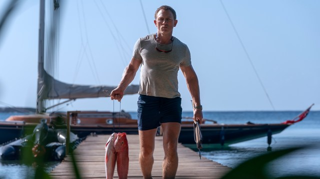 Daniel Craig is the bookend Bond, giving 007's story a beginning — and an end