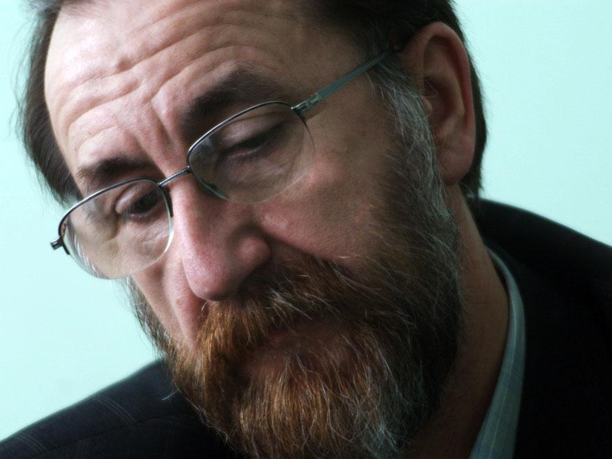 Viacheslav Trofimov, a physicist in Saratov