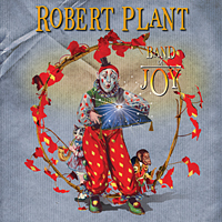 Robert Plant album cover