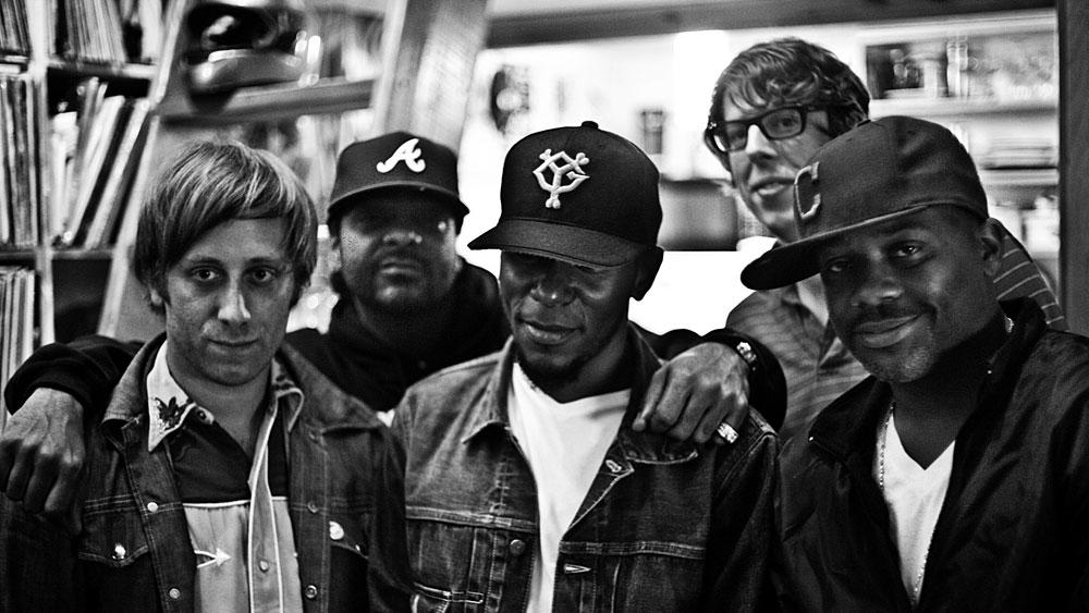 BlakRoc The Black Keys Do HipHop  NPR