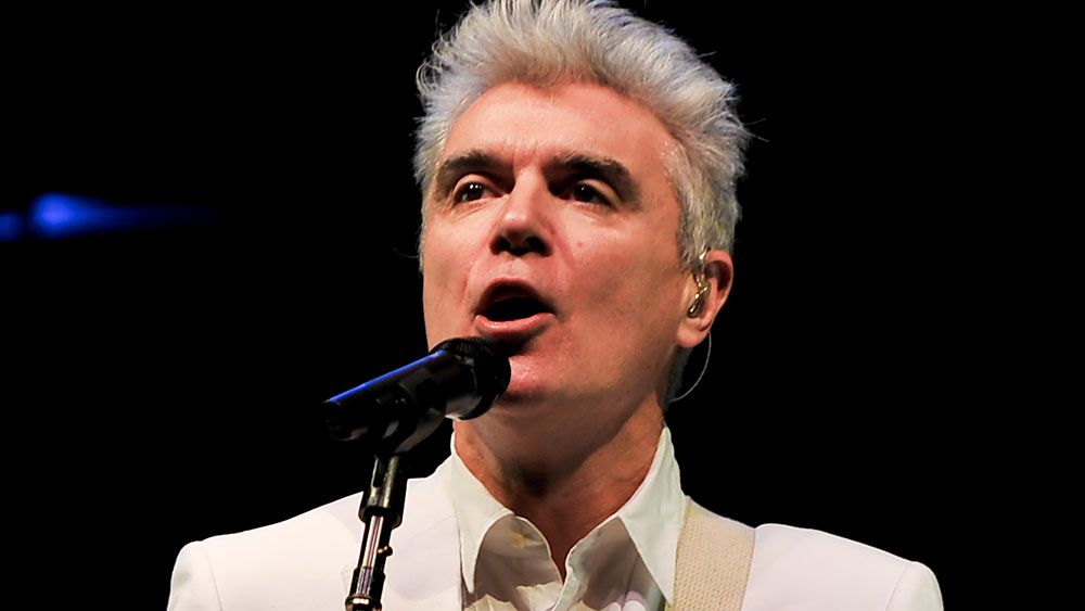 David Byrne Inspired By A Dictators Wife Minus The Shoes NPR