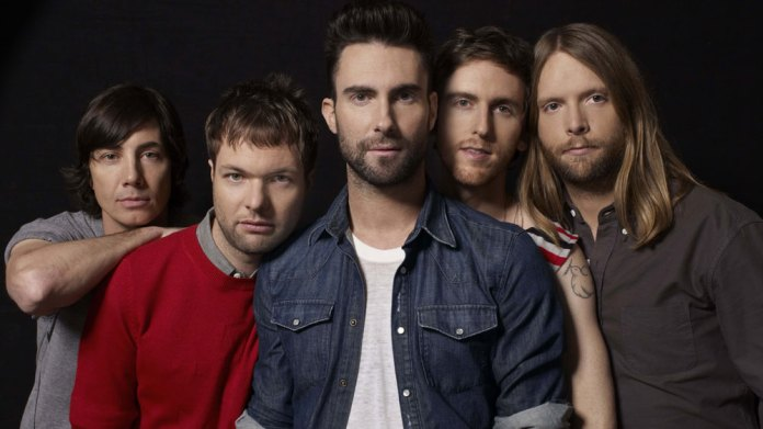 Maroon 5 Reaches For More On 'Hands All Over' : NPR