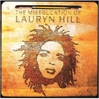 Cover for Miseducation of Lauryn Hill
