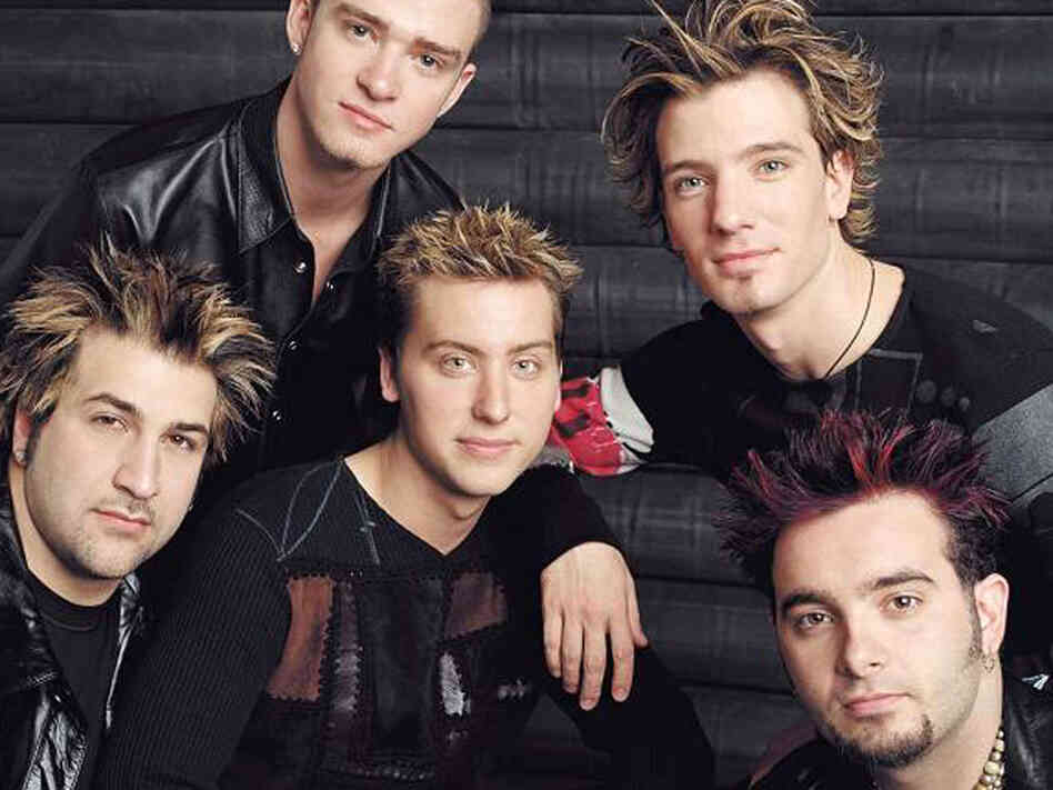 The Decade In Music: 'N Sync's 'Bye Bye Bye' (2000) : NPR