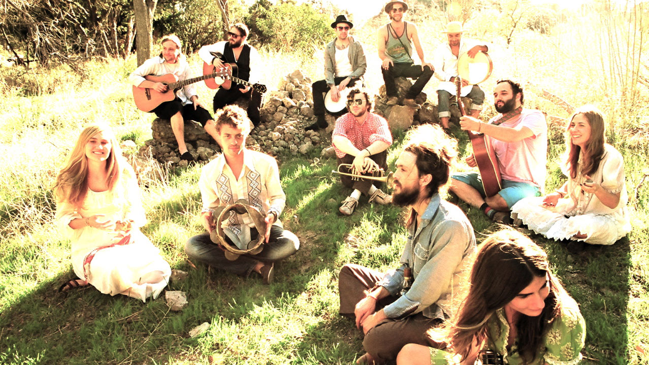Edward Sharpe And The Magnetic Zeros Kindness And Clamor