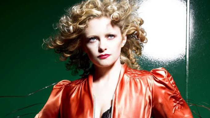 Goldfrapp An Unlikely Celebration Of Humanity  NPR