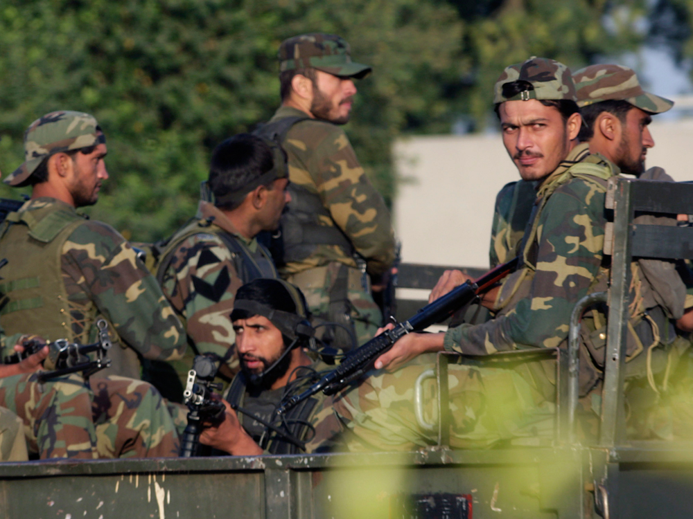 20 Dead After Bloody Siege At Pakistan Army HQ