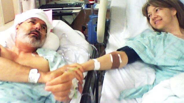 Giving A Kidney Gaining A Lifelong Friend : NPR