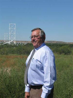 Glenn Nichols, city manager of Benson, Ariz.