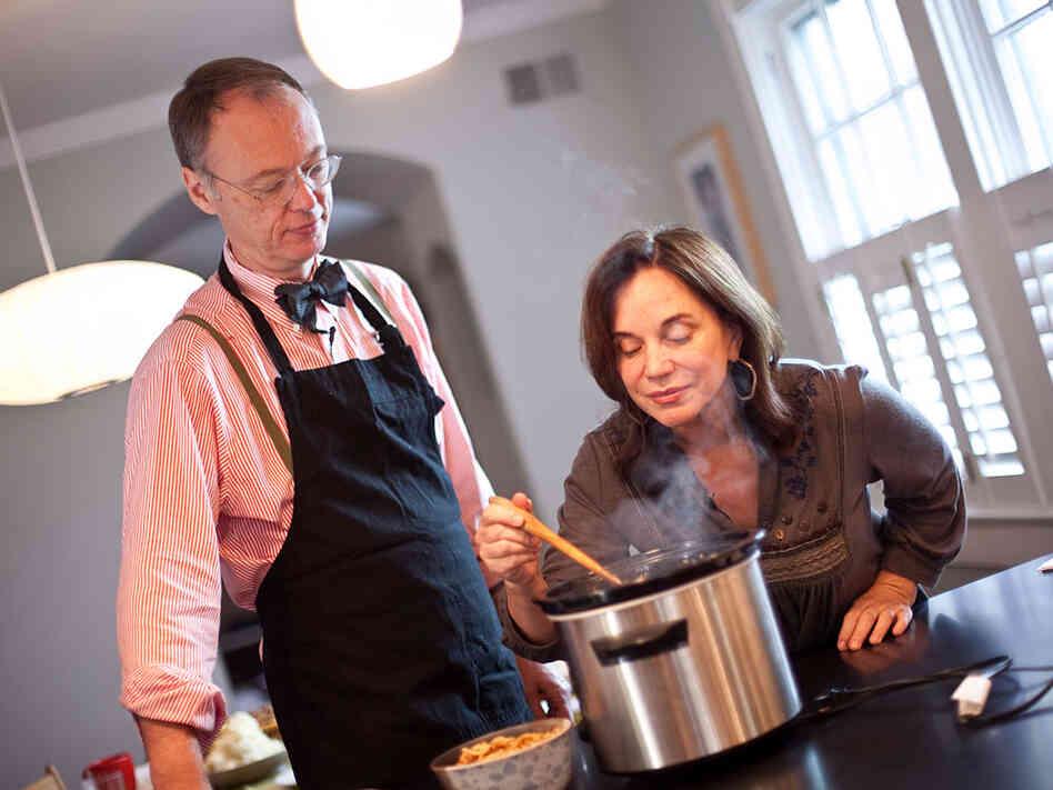 Giving Thanksgiving Classics A Makeover  NPR