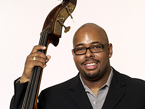 Bassist Christian McBride organized the tribute to Horace Silver, who was in the audience watching. Photo by John Abbott.