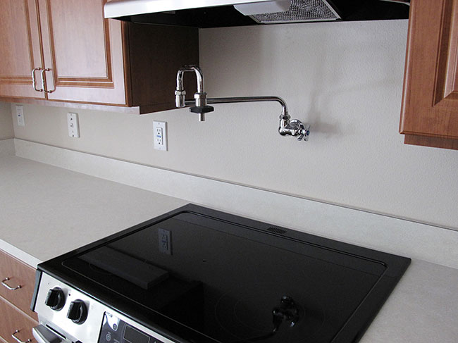 touch faucet kitchen laminate flooring for universal design: the house of your future? : npr
