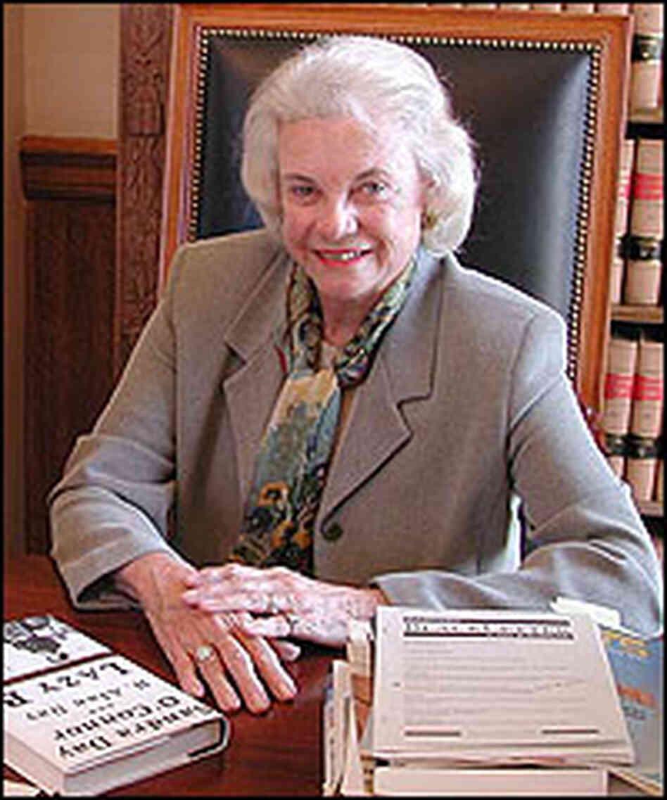 Justice Sandra Day OConnor Retires  NPR