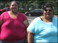 Angelica Hernandez and her mother, Gloria Nunez