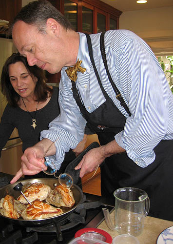 digital kitchen thermometer outdoor grill insert cooking chicken just right with chris kimball : npr