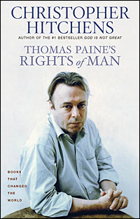 Hitchens Book on Thomas Paine