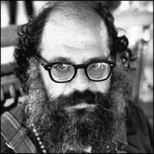 allen ginsberg is a great choice for national poetry day