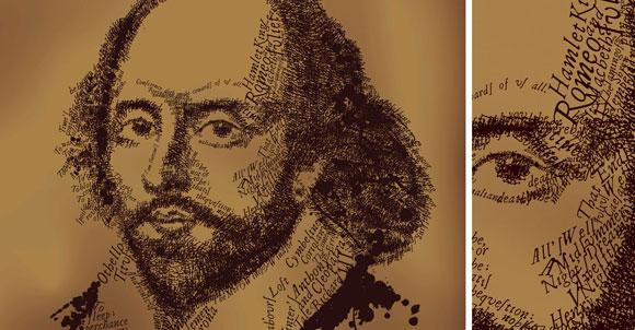 Hướng dẫn tạo ảnh Shakespeare bằng chữ