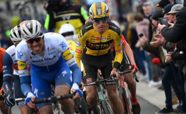 Teunissen Misses Strade Bianche And Milan San Remo Because
