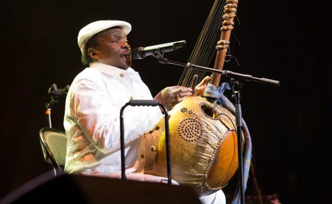 Singer Mory Kanté Of World Hit Yéké Yéké Passed Away