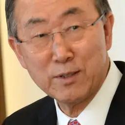 Ban Ki-moon noemt aanval op school in Gaza 'misdaad'