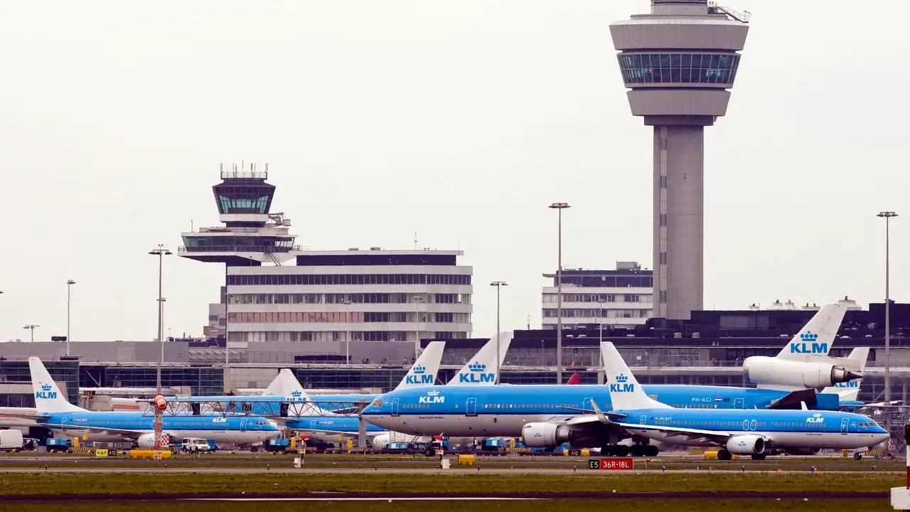 Resultado de imagen para KLM Schiphol
