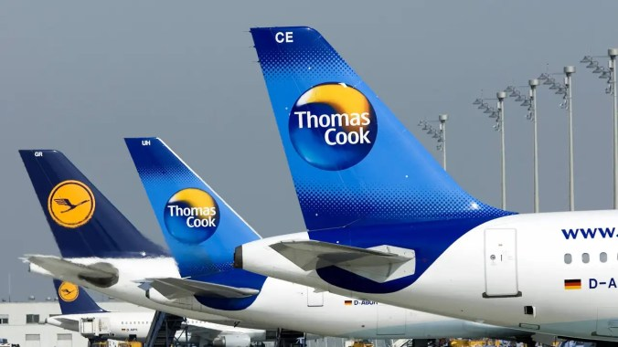 Image result for thomas cook bankruptcy