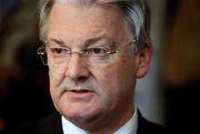 Peter Dunne. Photo / Sarah Ivey