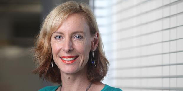 Emma Thompson, managing director of Etc Communications. Photo / Tim Cuff