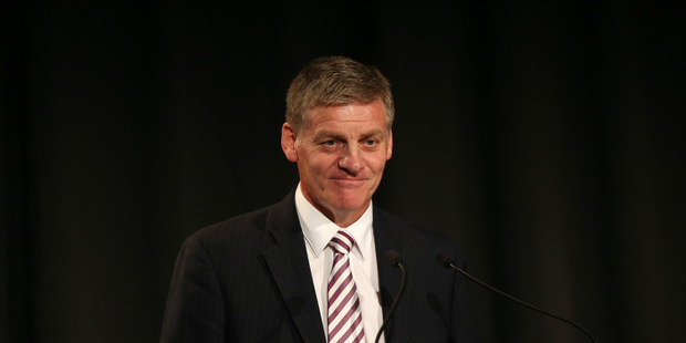 Bill English says the Government's approach is to work on the drivers of persistent deprivation. Photo/ Doug Sherring