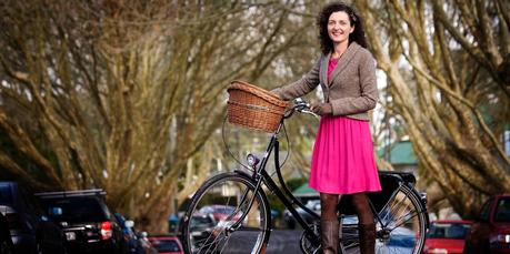Pippa Coom from Frocks on Bikes is organising Cycle Style, showcasing the latest in bicycles and cycling fashion and accessories.