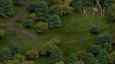 maps eternity wilderness forest map dungeon pillars tiles fantasy shrine rpg dragons pathfinder 1080 maker dungeons pe down outdoor goddess