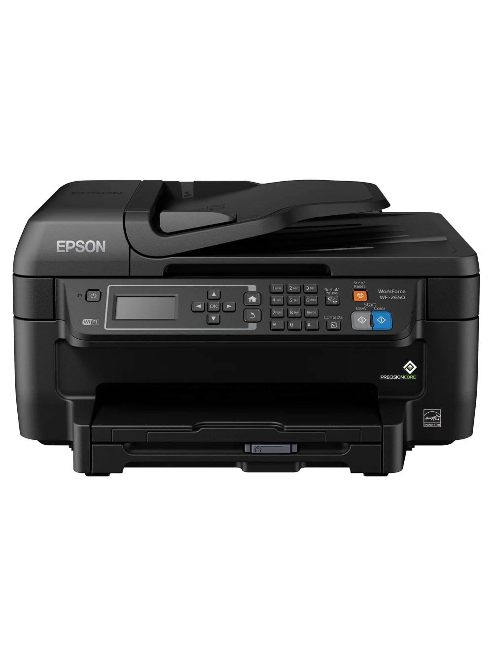 Epson Workforce Wf-2650 Treiber Download : epson, workforce, wf-2650, treiber, download, Office, Depot