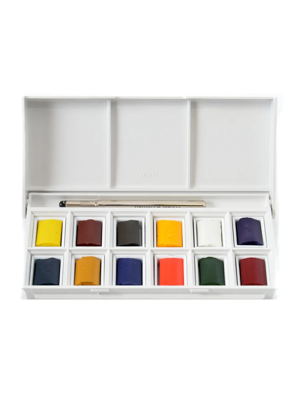 Winsor & Newton Water Colours Review: A Great Set for