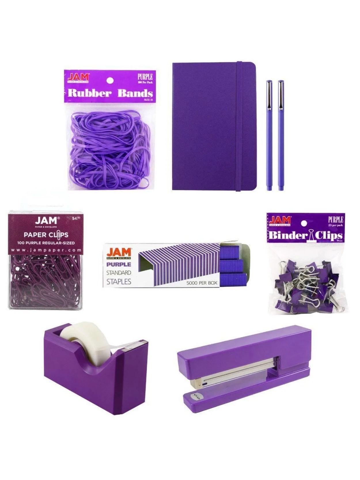 Office Starter : office, starter, Paper, Piece, Office, Starter, Purple, Depot