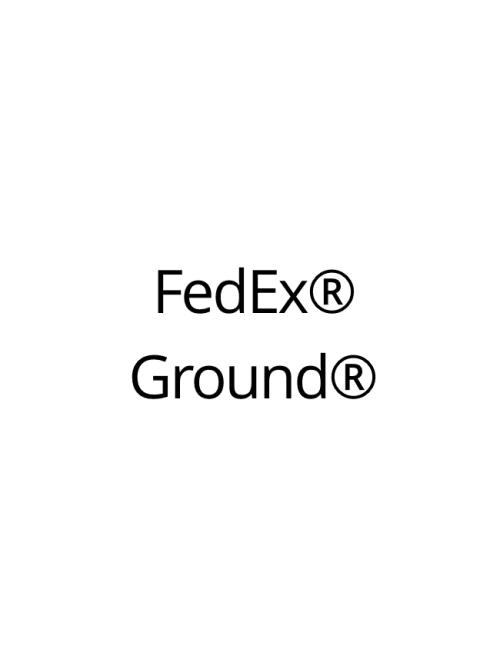 fedex ground shipping item 954019