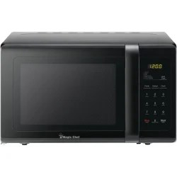 magic chef 0 9 cu ft countertop microwave oven single 6 73 gal capacity microwave 10 power levels 900 w microwave power countertop