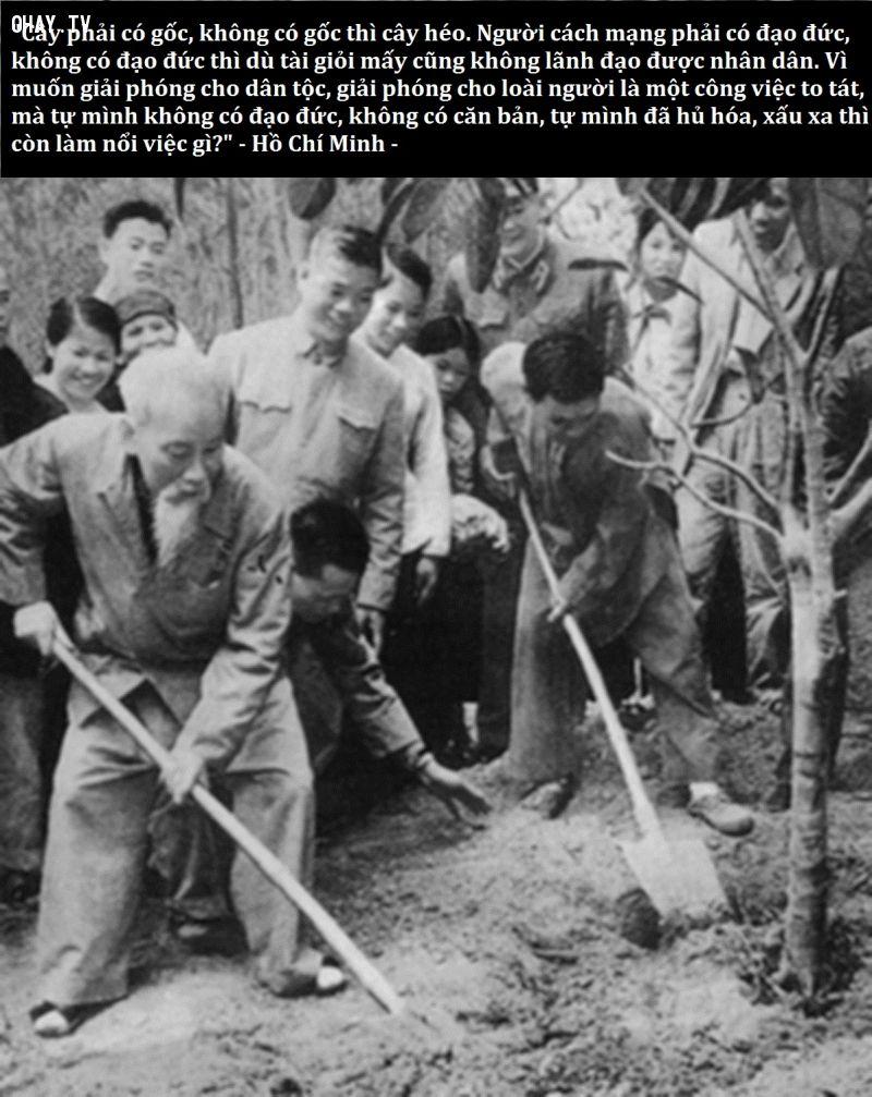 Hồ Chí Minh 26 câu nói nổi tiếng nhất của Bác Hồ vẫn để lại những bài học sâu