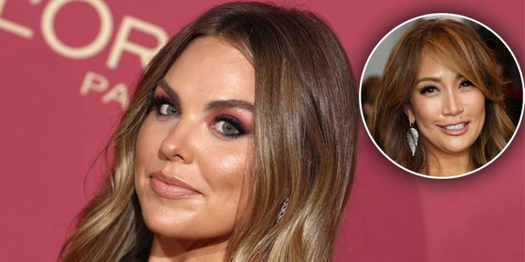 Hannah Brown Explains Emotional Showdown With Carrie Ann Inaba