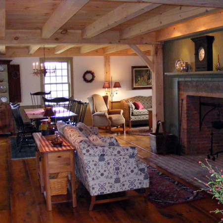 Early New England Homes by Country Carpenters  OldHouse
