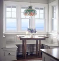 Bench Seating Kitchen Nook - Home Design