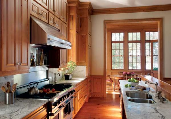 french colonial kitchen design French Colonial Style for a New House - Old-House Online