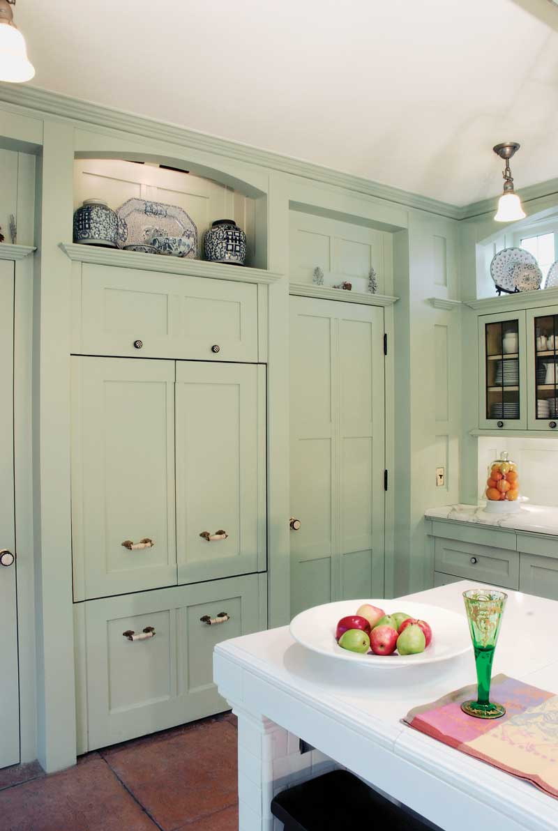 Edwardian Kitchens Federation Home