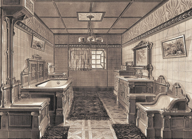 The History of the Toilet  OldHouse Online  OldHouse