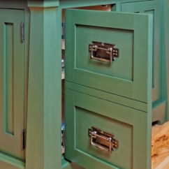 Antique Kitchen Island Decor Cheap 6 Ways To Hide Appliances - Old-house Online Old ...