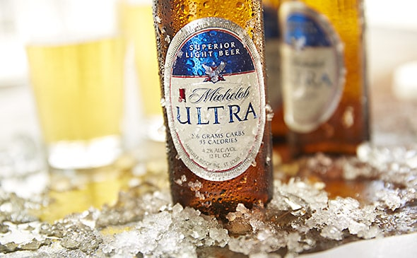 Michelob Ultra  Lunch  Dinner Menu  Olive Garden