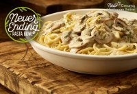 Never ending pasta bowl dates. I Survived 8 Hours At Olive ...