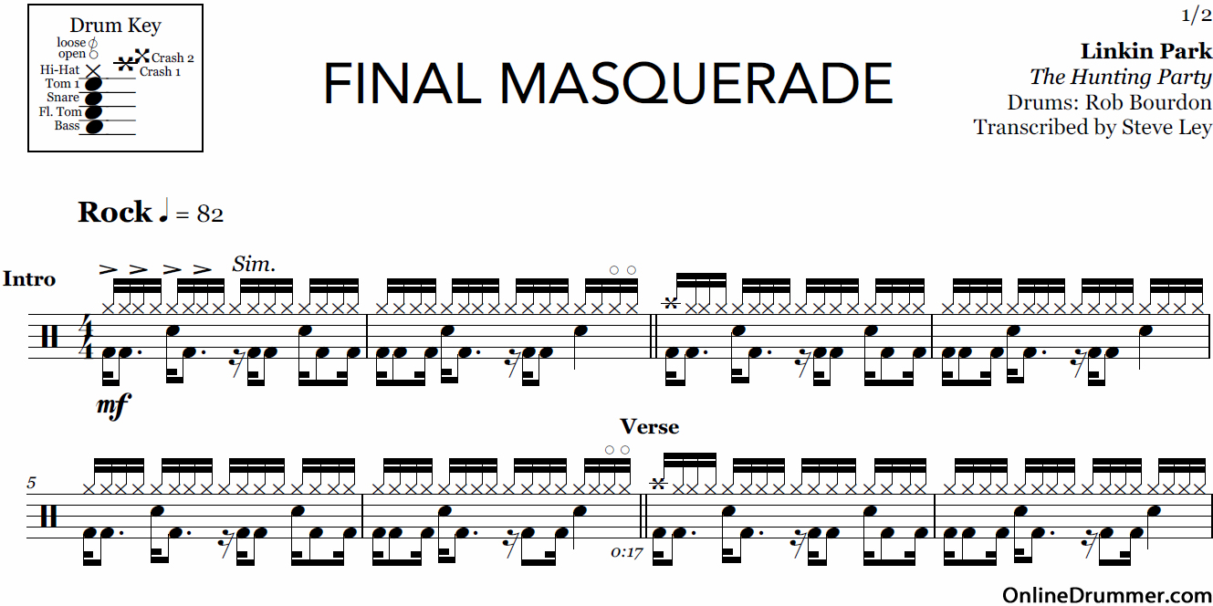 Final Masquerade – Linkin Park