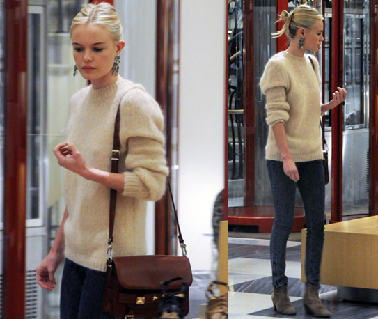 Kate Bosworth Jumpers Penny Pows Style Diary